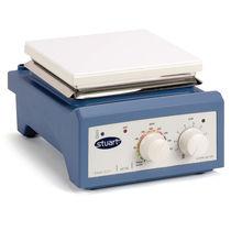 Magnetic laboratory agitator / horizontal / analog / hot plate