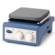 Magnetic stirrer / horizontal / analog / hot plate