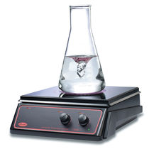Magnetic stirrer / vertical / laboratory / hot plate
