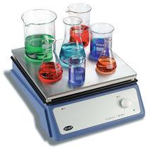 Laboratory hot plate / analog / ceramic / aluminum
