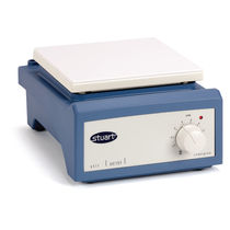 Magnetic stirrer / analog / compact / stainless steel