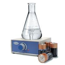 Magnetic stirrer / horizontal / analog / compact