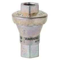 Compressed air pressure regulator / single-stage / membrane / pneumatic