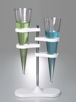 Sedimentation funnel stand