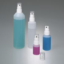 Polypropylene vial / HDPE / for laboratories