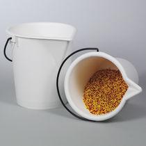Plastic pail / round