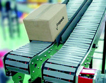 Roller conveyor / modular / horizontal / transport