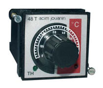 Temperature protection relay / panel-mount