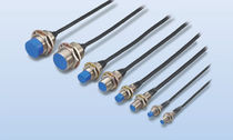 Inductive proximity sensor / cylindrical / IP67