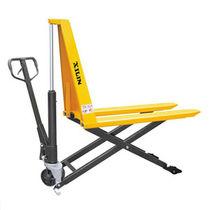 Hand pallet truck / handling / high-lift / scissor
