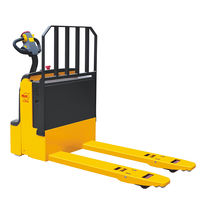 Electric pallet truck / multifunction