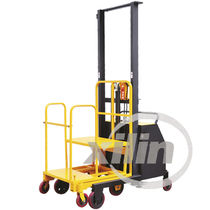 Electric order-picker / vertical / low-level