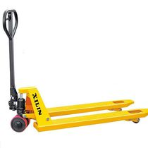 Hand pallet truck / multifunction / steel / rugged