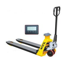 Hand pallet truck / scale