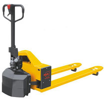 Hand pallet truck / semi-electric / multifunction