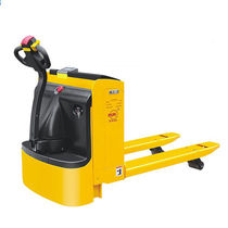 Electric pallet truck / scale