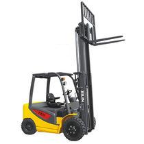 Electric forklift / ride-on / handling / 4-wheel