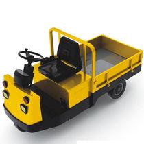 Electric platform truck / single-axle