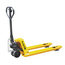 Hand pallet truck / loading / rugged