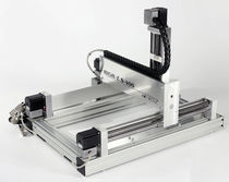 CNC router / 3-axis / 1-spindle / for PVC