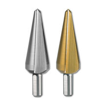 Solid drill bit / for steel / HSS/HSCO