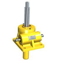 Translating screw screw jack / manually-controlled