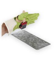 Manual lifting magnet / permanent / handling / for sheet metal