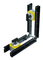 Magnetic welding angle bracket / 90° / steel