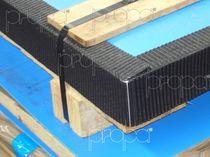 Adaptable plastic protection corner