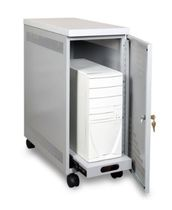 Data cabinet / protective / mobile / on casters