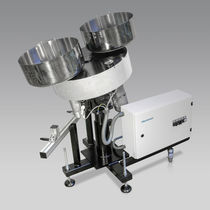 Cable coiler / motorized / for wire processing machines
