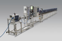 Laser cutting machine / steel / for cables / automatic