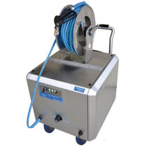 Steam cleaner / mobile / high-pressure