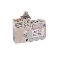 Spool pneumatic directional control valve / electrically-operated / 5/2-way