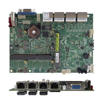 "3.5"" single-board computer / Intel Bay Trail / USB 3.0 / embedded"