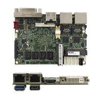 "Pico-ITX SBC / 2.5"" / Intel® Apollo Lake / Mini PCIe"