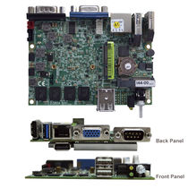 "Pico-ITX single-board computer / 2.5"" / Intel® Atom E3815 / Intel Bay Trail"