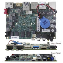 "3.5"" single-board computer / Intel® Celeron J1900 / USB 3.0 / embedded"