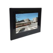 LCD panel PC / resistive touch screen / 1024 x 768 / Bay Trail-D