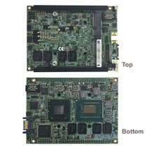 Pico-ITX computer-on-module / Intel Ivy Bridge / USB / HDMI
