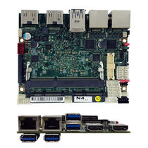Pico-ITX SBC / Intel® Apollo Lake / USB 3.0 / Mini PCIe