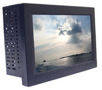 LCD panel PC / touch screen / LED backlight / 1024 x 768
