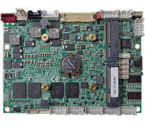 Pico-ITX single-board computer / Intel® Core i7 / Ivy Bridge / Mini PCI Express