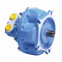 Radial piston hydraulic motor / fixed-displacement / high-pressure / swing drive
