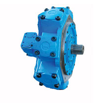 Radial piston hydraulic motor / fixed-displacement / low-speed / high-torque