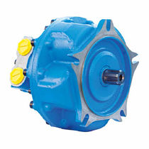 Radial piston hydraulic motor / fixed-displacement / compact / industrial