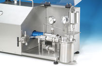 Rotor-stator homogenizer / continuous / laboratory / bench-top