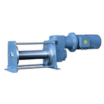 Explosion-proof winch / electric / lifting / for cable pullers