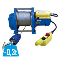 Electric winch / for cable pullers