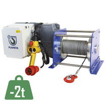 Electric winch / lifting